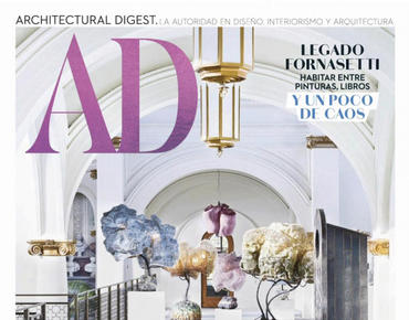 Architectural Digest, Mexico