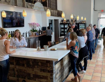 Margerum Wine Tasting Room