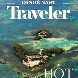 Conde Nast Traveler, 2018 Hot List Cover