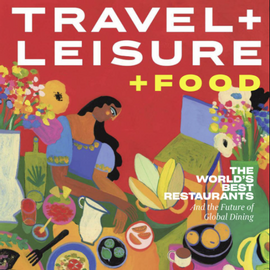 Travel + Leisure Magazine