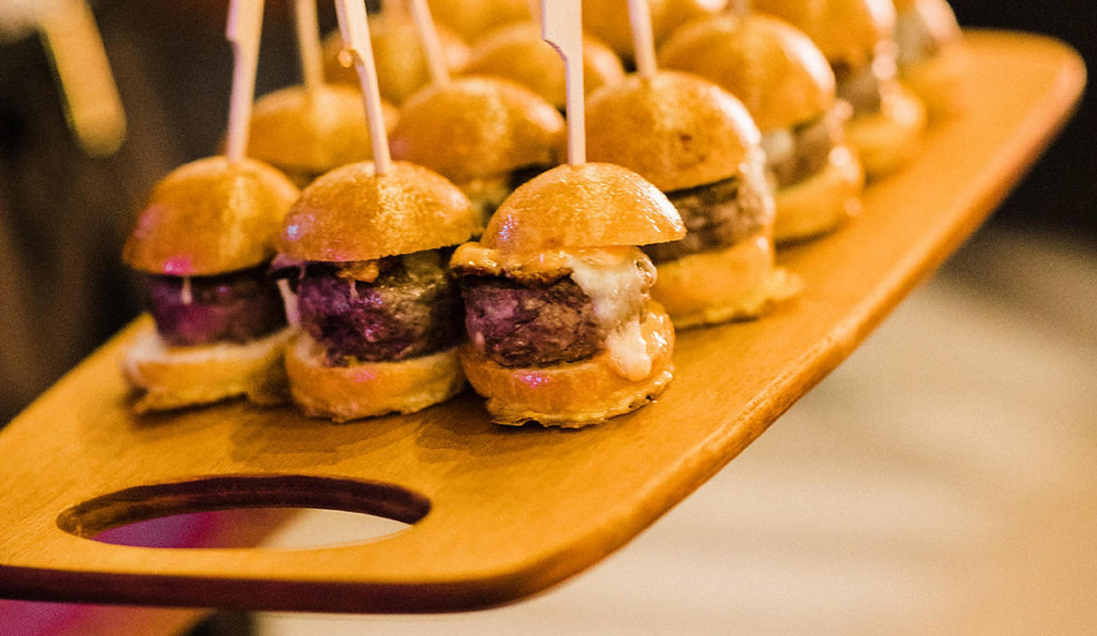 Catered Sliders