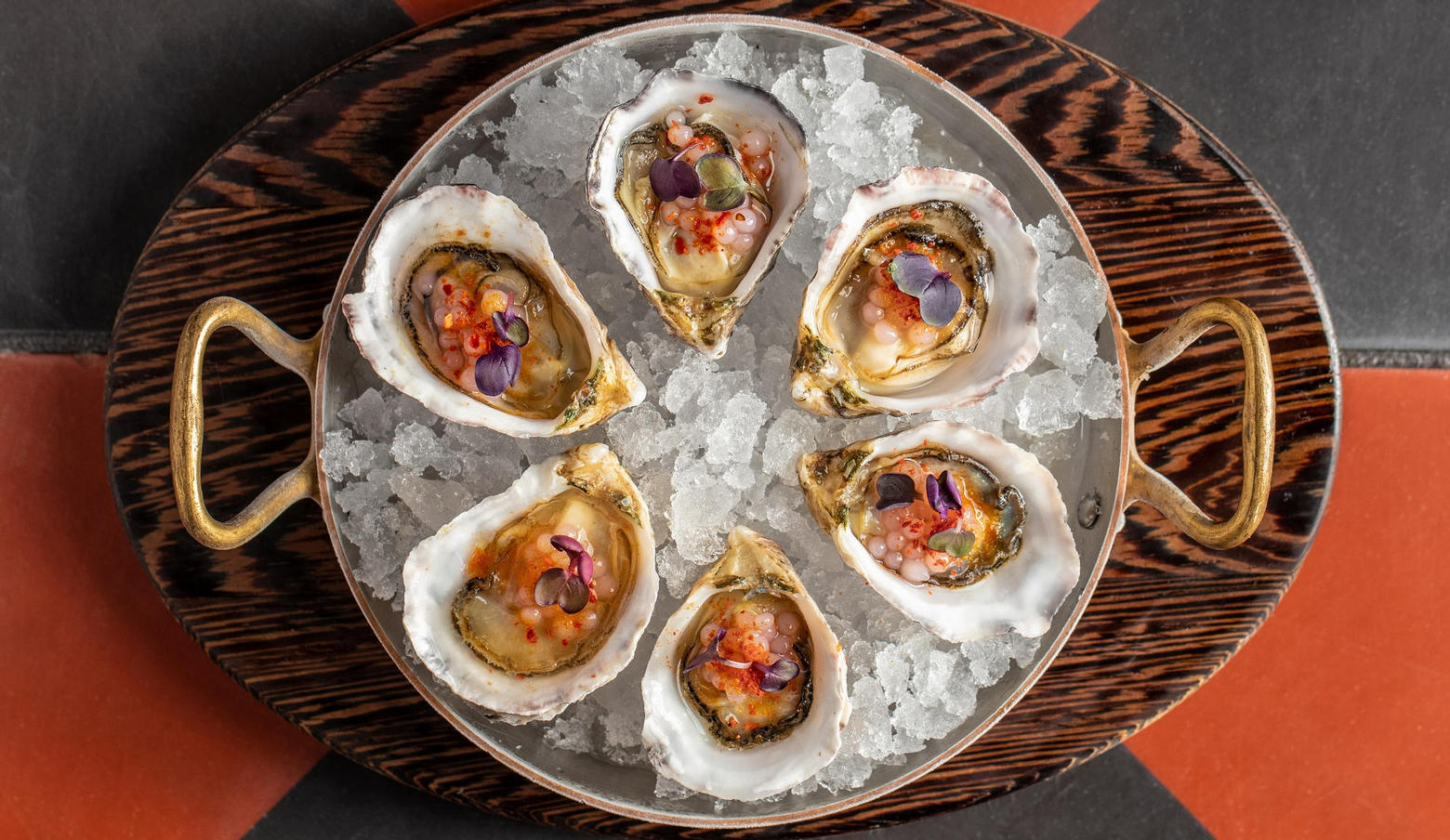 Blackbird Fresh Local Oysters