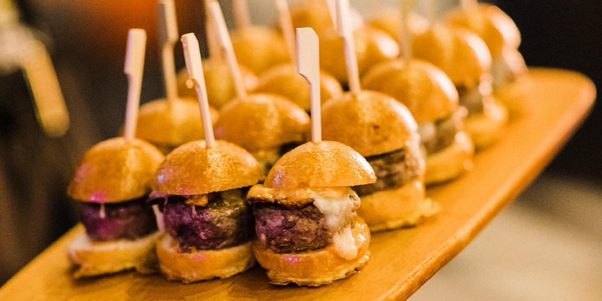 Catering Sliders