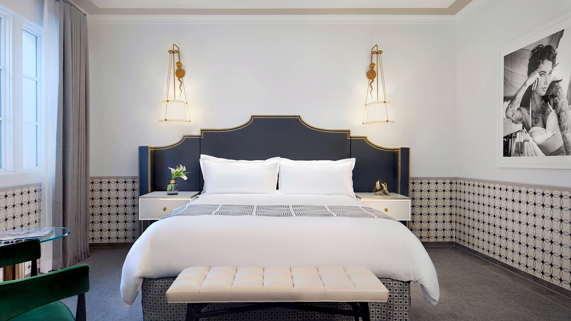 Luxury Santa Barbara Beach Hotel Hotel Californian
